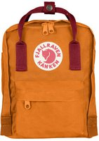 Fjällräven Kånken Mini burnt orange/deep red