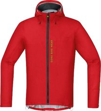 Gore Power Trail Gore-Tex Active Jacke red