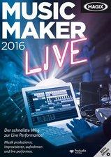 Magix Music Maker 2016 Live