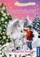Kosmos Sternenschweif Buch-Adventskalender - Der magische Kristall