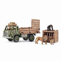 Schleich Safari Tierrettungs-Truck