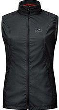 Gore Element Lady Windstopper Active Shell Vest black