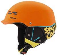 Alpina Eyewear Spam Cap Junior crazy/orange matt