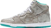 Nike Dunk High Premium SB White/Hyper Jade/Tour Yellow/White