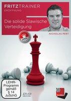 Fritz Trainer: Die solide Slawische Verteidigung (PC)