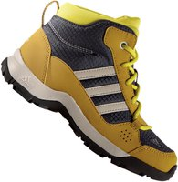 Adidas HyperHiker Mid K midgre/black/rawoch