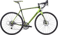 Cannondale Synapse Hi-Mod Disc Red (2016)
