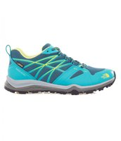 The North Face Hedgehog Fastpack Lite GTX Woman balsam blue/tokyo green