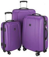 Hauptstadtkoffer Wedding Spinner Set 55/65/75 cm violet