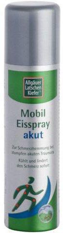 Allgäuer Latschenkiefer mobil Eisspray akut (150 ml)