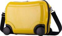 Hauptstadtkoffer For Kids Sitzkoffer gelb