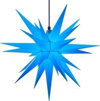 Herrnhuter Sterne A7 blau (68 cm)