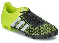 Adidas Ace15.3 FG/AG core black/white/solar yellow