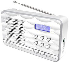 Soundmaster DAB500 weiß