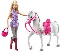 Barbie & Pferd