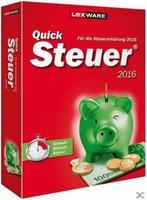 Lexware QuickSteuer 2016 (Box)