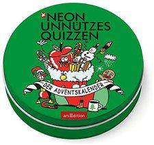 Ars Edition NEON Unnützes Quizzen - Der Adventskalender 2015