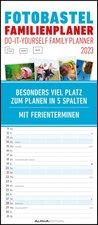 Alpha Edition Foto-Bastel-Familienplaner