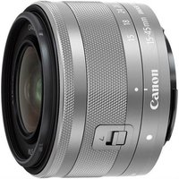 Canon EF-M 15-45mm f3.5-6.3 IS STM silber
