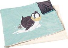 Nici Plüschdecke Pinguin Jori 175 x 140 cm