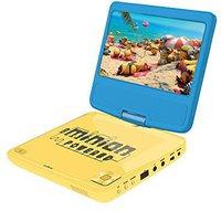 Lexibook DVDP6DES-03 Minions DVD-Player