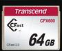 Transcend CFX600 CFast 2.0 Card - 64 GB