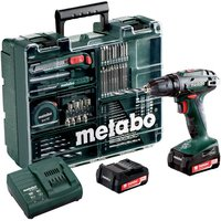 Metabo BS 14,4 LI Set Mobile Werkstatt (2 x 2,0 Ah) (6.022068.80)