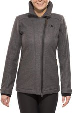 Tatonka Flowell Women Jacket castle grey