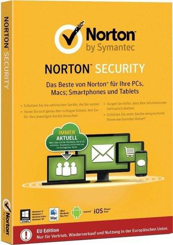 Symantec Norton Security 3.0 (5 Geräte) (1 Jahr) (PKC)