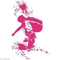 Rayher Schablone Skater