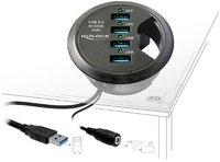 DeLock 4 Port USB 3.0 (61989)