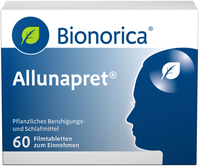 Bionorica AG Allunapret Filmtabletten (60 Stk.)