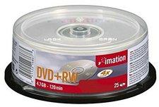 Imation DVD+RW 4,7GB 120min 4x 25er Spindel