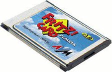 AVM Fritz!Card ISDN PCMCIA 2.0 (20001791)