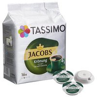 Tassimo Jacobs Krönung Tassenportion T-Disc (16 Port.)