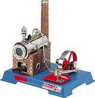 Wilesco D5 Dampfmaschinenbausatz