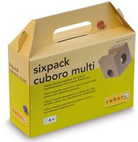 Cuboro Sixpack Multi (141)