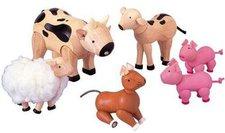 Plan Toys Bauernhof - Tierset (39713500)