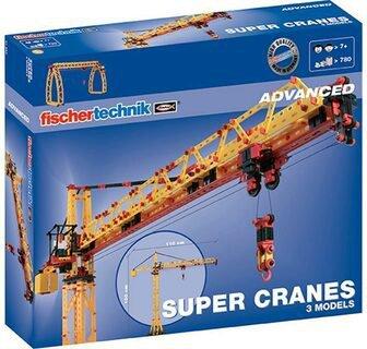 Fischertechnik Advanced Super Cranes