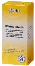 Aurica Henna Braun (100 g)
