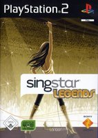 SingStar: Legends (PS2)