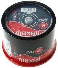 Maxell DVD-R 4,7GB 120min 16x 50er Spindel