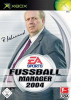 Fussball Manager 2004 (Xbox)