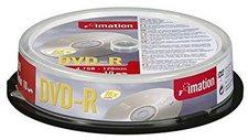 Imation DVD-R 4,7GB 120min 16x 10er Spindel