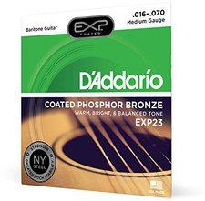 Daddario EXP23 Coated Saitensatz
