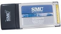 SMC Networks WLAN Cardbus Adapter (SMCWCB-N)