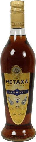 Metaxa 7 Sterne Amphora 0,7l
