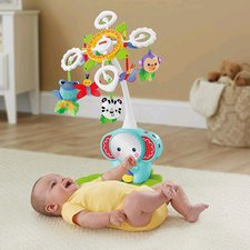 Fisher-Price Baby Gear Rainforest Mobile