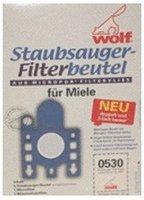 Wolf PVG Staubsaugerbeutel aus Micropor (0530)