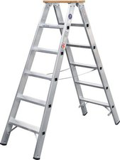 Geis & Knoblauch Stufenstehleiter 2x3